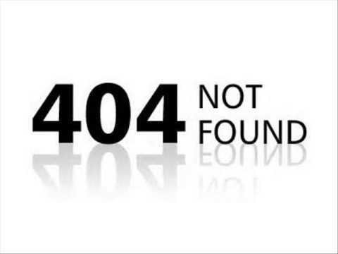 loi 404 not found