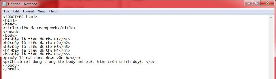 viet html