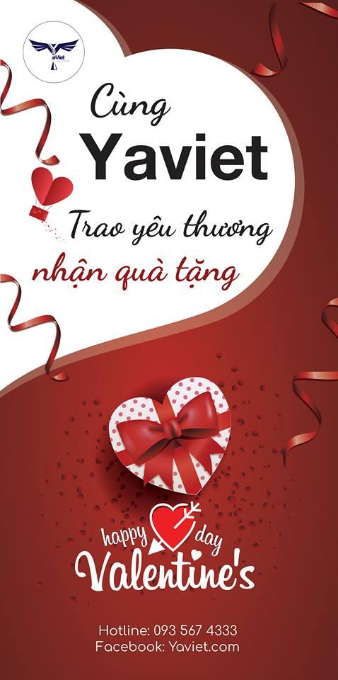 qua tang valentine yaviet